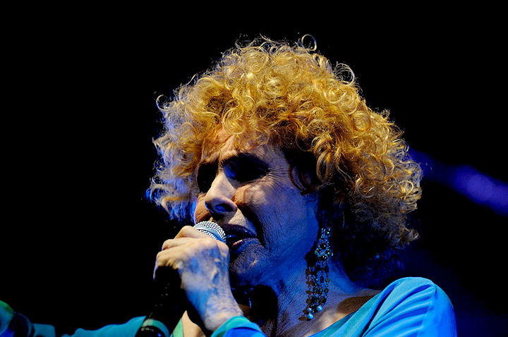 Ornalla Vanoni - Donne in Jazz 2012 (by Francesco Truono)