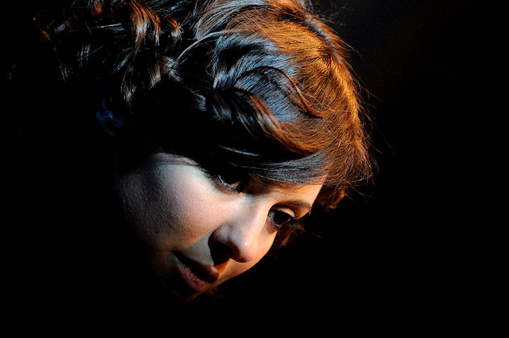 Simona Molinari - Donne in Jazz 2012 (by Francesco Truono)