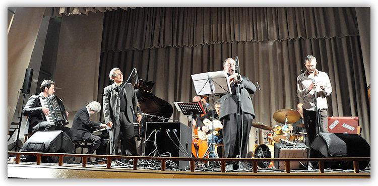 Jazzitalia live tony scott tribute for Liceo umberto palermo