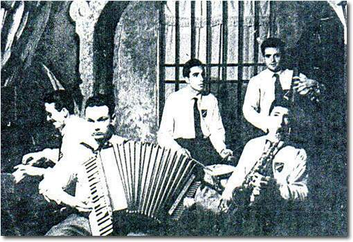 Franco Chiari Quartet The Rock A Byes Robbiani And His Music Franco Chiari Quartet The Rock A Byes R