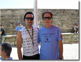 con Giovanni Tommaso