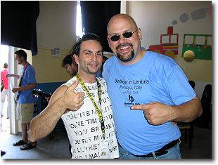 con Jeff Galindo