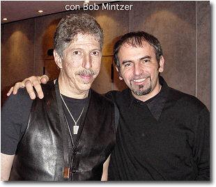 Vito Di Modugno e Bob Mintzer