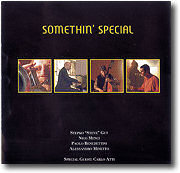 Gut - Menci - Benedettini - Minetto feat. Carlo Atti Somethin' Special