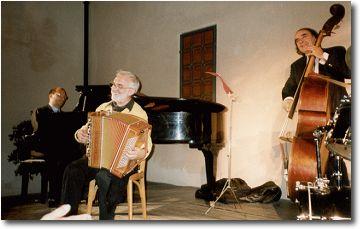 con Gianni Coscia e Luciano Milanese