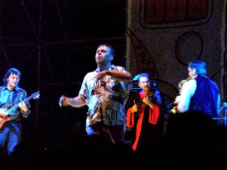 Kusturica And No Smoking Band