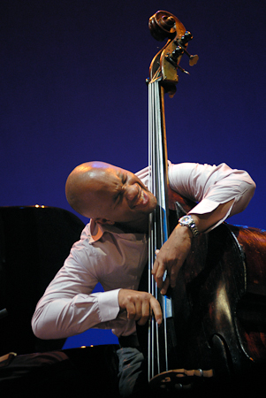 Aaron Goldberg Trio feat. Joshua Redman