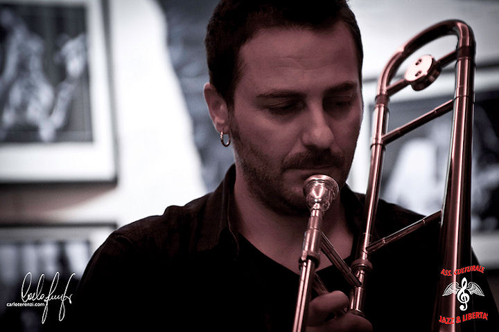 Alessandro Tedesco Low Frequency Quartet