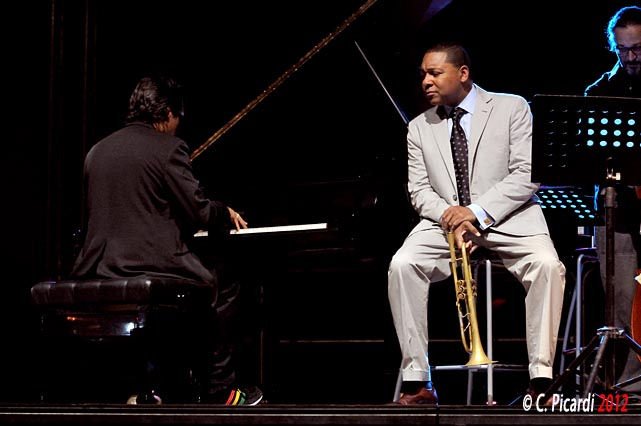 Memorial Daniela D'Ercole with Wynton Marsalis
