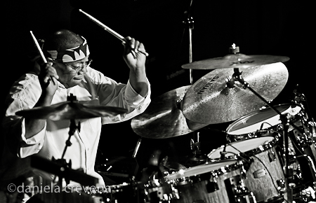 Billy Cobham Palindrome Tour