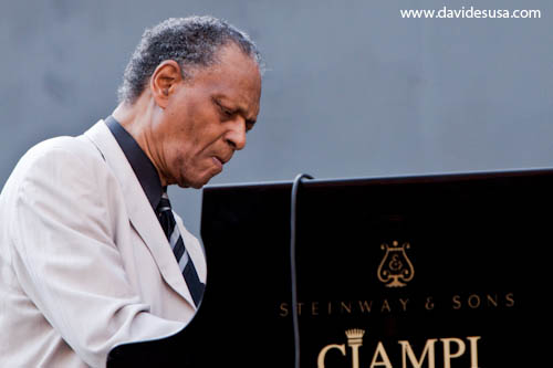 McCoy Tyner Trio with special guests Bill Frisell, Gary Bartz