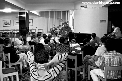 Tuscia In Jazz 2010 - Masterclasses
