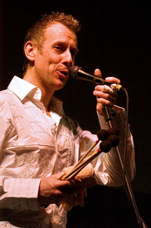 Francesco Cafiso - Joe Locke