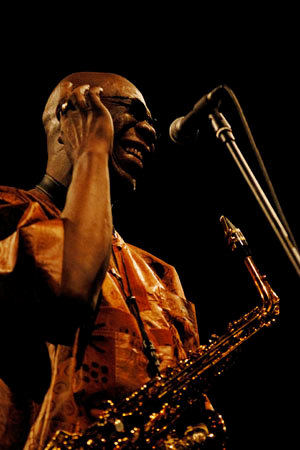 Manu Dibango Maraboutink Big Band
