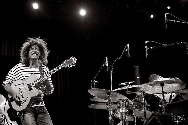 Pat metheny tour du groupe