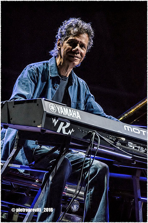 Chick Corea Quintet '75th Birthday Celebration Homage To Heroes'