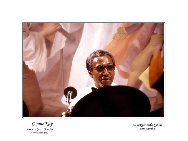 Modern Jazz Quartet - Connie Kay