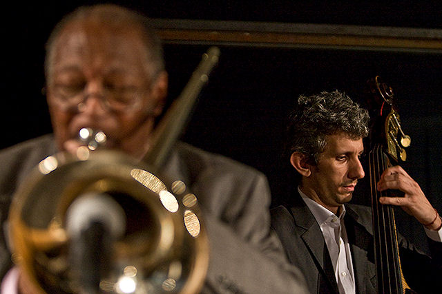 The Legendary Curtis Fuller Sextet feat Jim Rotondi & Joe Farnsworth
