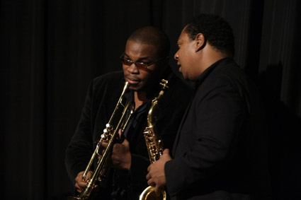 Jeremy Pelt & Vincent Herring