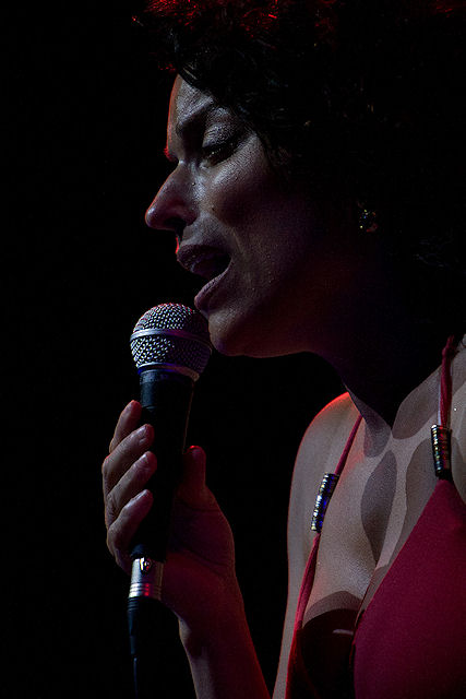 Roberta Gambarini Quartet - 'So in love'