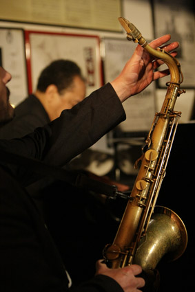 Steve Grossman International Quintet