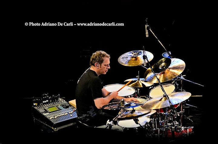 Dave Weckl Acoustic Band