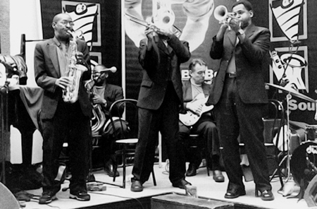 The Funky Seven Bass Band of New Orleans