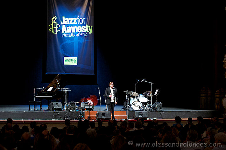 Jazz For Amnesty International