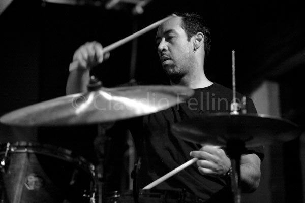 Antonio Sanchez Quartet