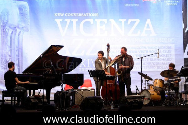 Michael Blake Quartet