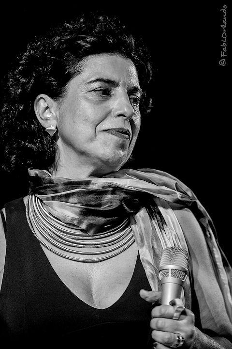 """Ada Montellanico """"Suono di Donna"""" - Roccella Jonica 2012 (by Fabio Orlando)"""
