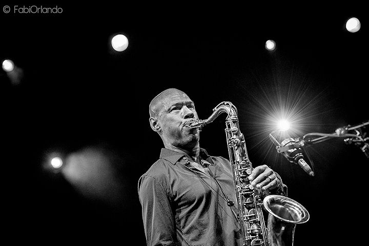 Billy Hartet Feat . Joshua Redman