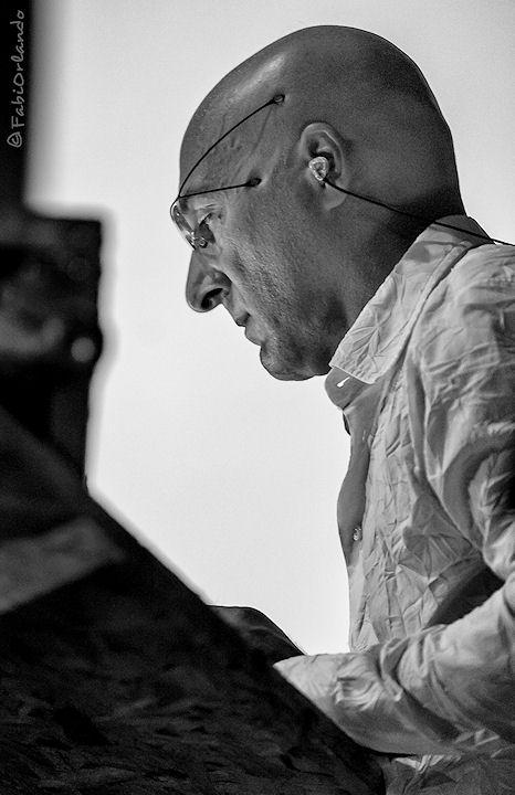 Danilo Rea - Flavio Boltro - Martux M, 'Microlezioni di Jazz' - Roccella Jonica 2012 (by Fabio Orlando)