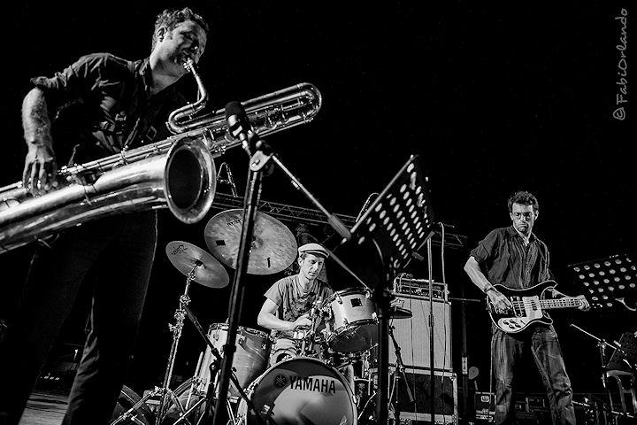 Imperial Quartet - Roccella Jonica 2012 (by Fabio Orlando)