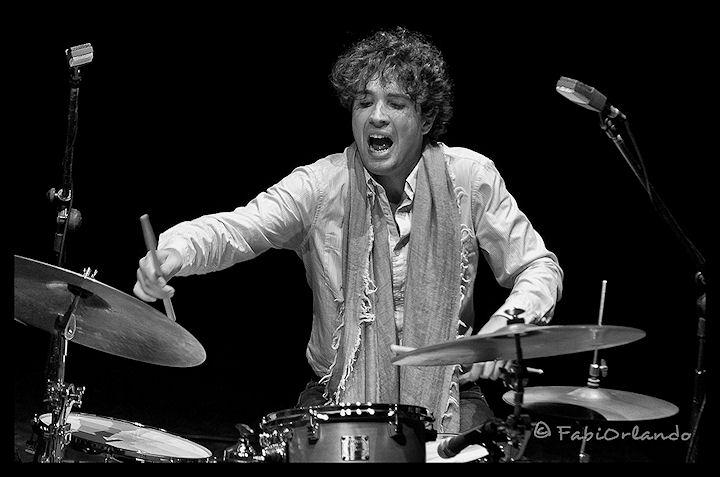 Paolo Damiani & Radar Band - Roccella Jonica 2012 (by Fabio Orlando)