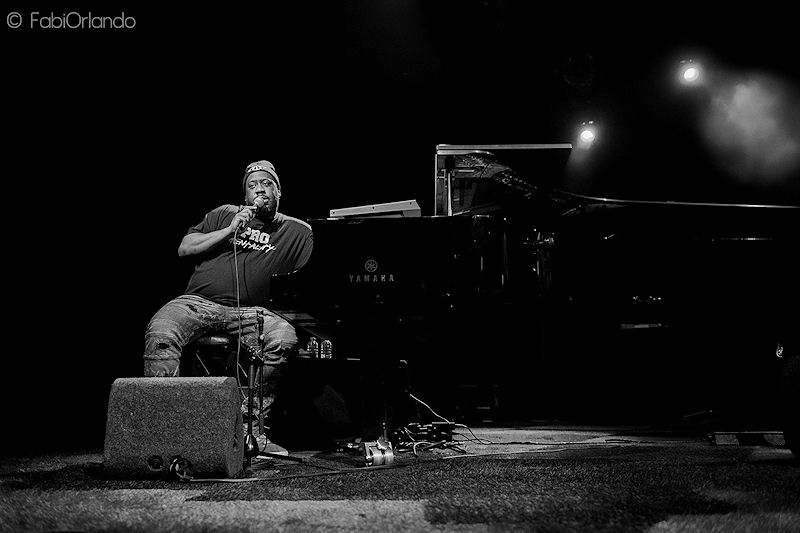 Robert Glasper Trio