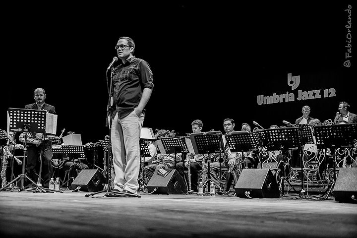 Ray Truesdell Eastman Jazz Orchestra feat. Stefano Di Battista