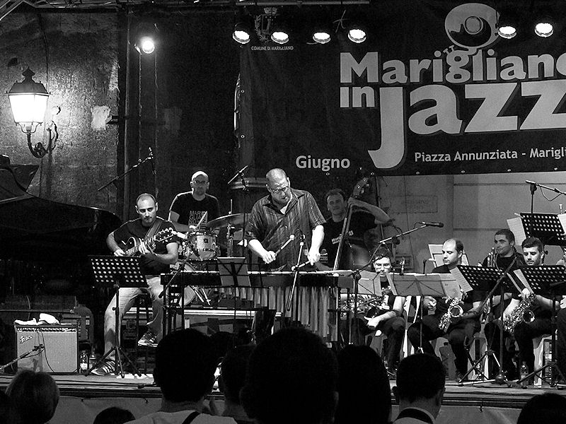 Marigliano In Jazz Big Band feat. Mark Sherman