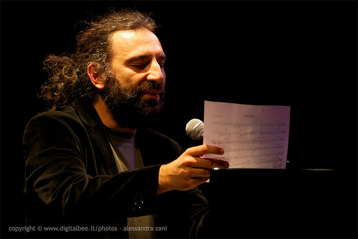 Stefano Bollani Trio - Bologna Jazz Festival 2011 (Alessandra Zani)