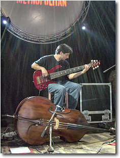 photo by Antonio Terzo (Jazz al Metropolitan, 2003)