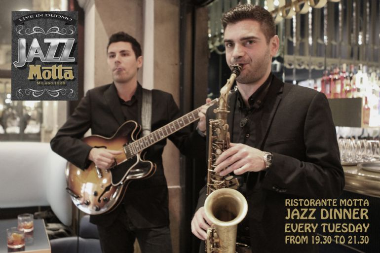 Jazz Motta in Duomo