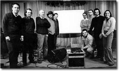 Bruno Tommaso Orchestra - Amare Terre